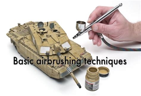 Air Brush Painting Techniques airbrush techniques best airbrush 2017