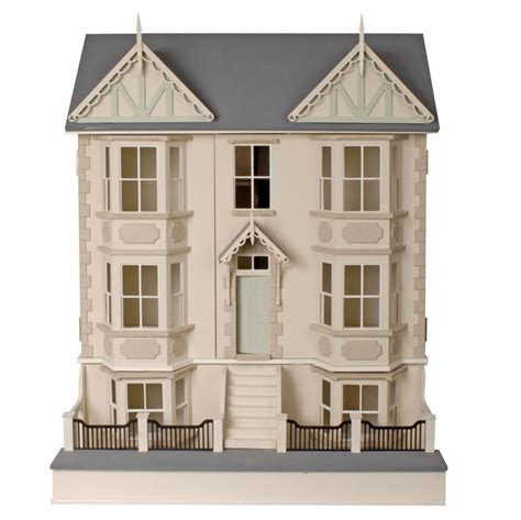dolls houses kits cedar s dolls house kit dolls house kits 12th scale dhw004 from bromley craft