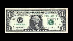 dollar bill animation money