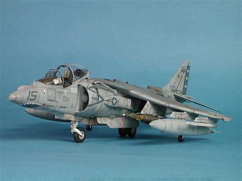 Av 8 Harrier Usmc 1 48 Pro Built Model hasegawa av 8b attack harrier ii 1 48 page 22 of 22 scale modelling now
