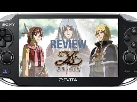 Kaset Ps Vita Ys Origin ys origin ps vita review