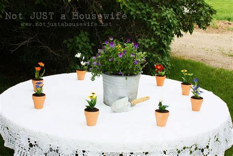 Flowers For Garden Pots Flower Pot Cakes Stacy Risenmay