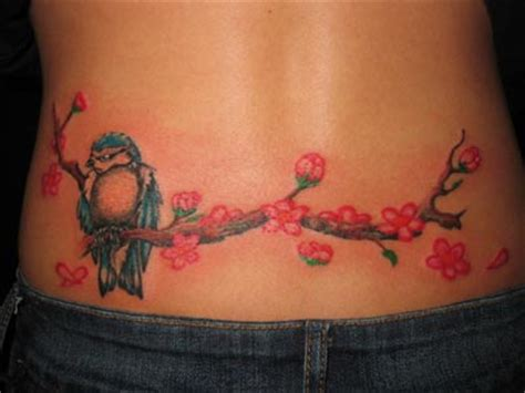 cute small lower back tattoos mabek tatto back tattoos