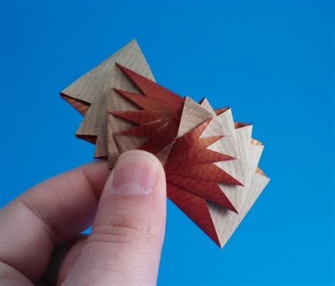 Curlicue Origami - curlicue kinetic origami by assia brill book review