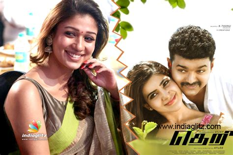 theri film heroine photos here is nayanthara s words about theri tamil movie