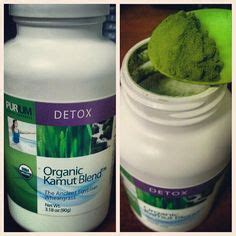 Organic Kamut Blend Detox by Purium Live Nutrition On