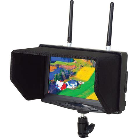 Monitor Fpv Delvcam 7 Quot Fpv Monitor With Dual 5 8ghz Delv Dualfpv 7 B H