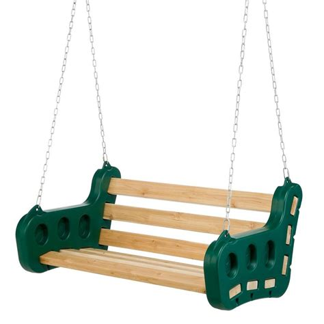 leisure swing playstar contoured leisure swing ps 7960 the home depot