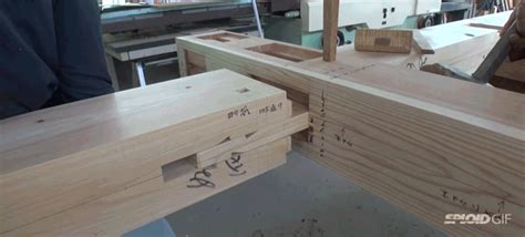 Post And Beam Home Plans t 233 cnicas japonesas para unir madera sin clavos maderea
