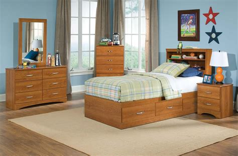 Kith Furniture by Kith Furniture 3 Drawer Mates Bedroom Set 110 Bed