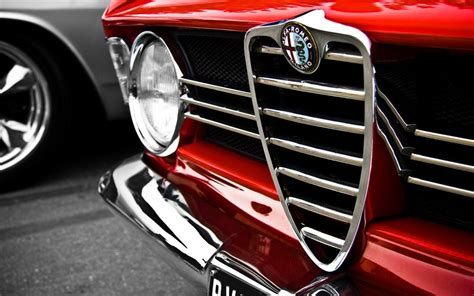 vintage alfa romeo logo alfa romeo wallpapers wallpaper cave