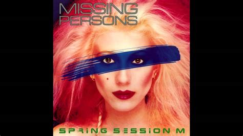 missing persons words youtube
