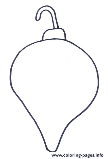 coloring page christmas bulb christmas light bulb coloring pages printable