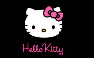 Kitty black backgrounds wallpaper hello kitty black backgrounds hd