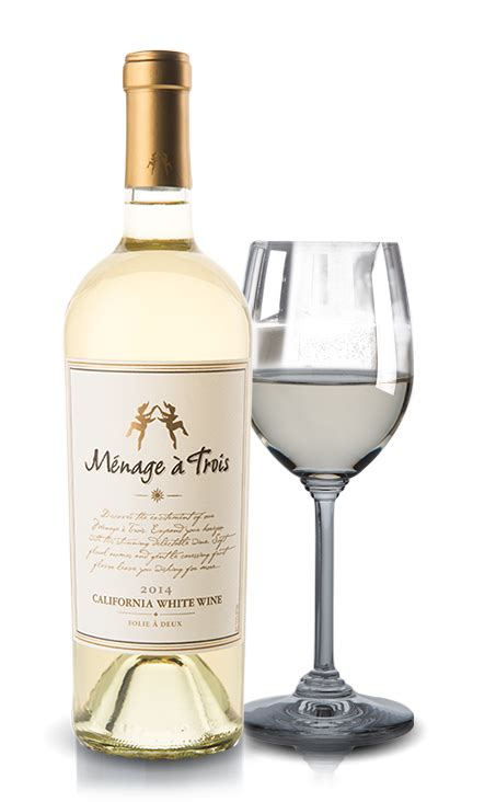 white wine california white wine m 233 nage 224 trois wines