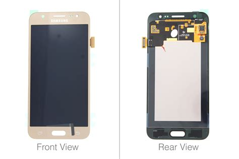 Genuine Samsung Galaxy J5 genuine samsung galaxy j5 sm j500 gold lcd screen digitizer gh97 17667c ebay