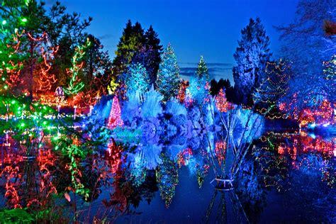 winter garden lights 8 of the best light shows in canada wheels ca