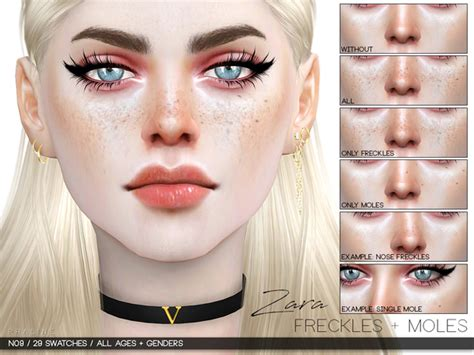 freckles » Sims 4 Updates » best TS4 CC downloads