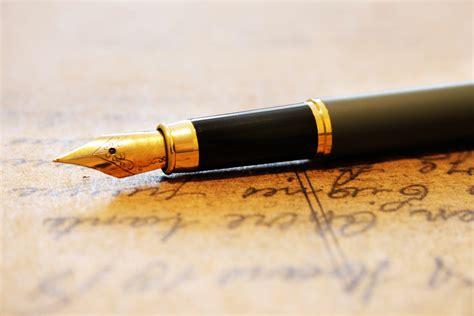 writing pen and paper writing travelling banana