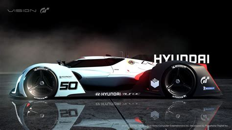 hyundai supercar this is hyundai s n 2025 vision gran turismo supercar