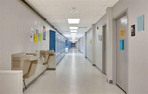 H C Wilcox Technical School Interior Hallway Interior Interior Designs Schools