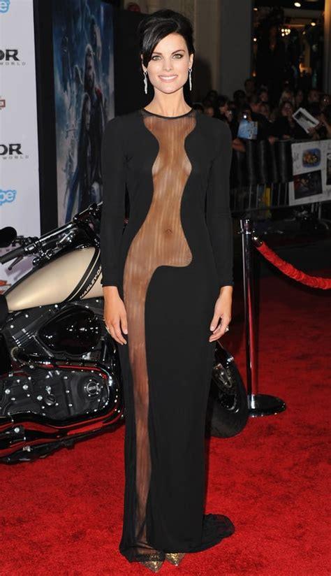 Jaimie Wardrobe by Westworld Angela Sarafyan Wears Sheer Dress
