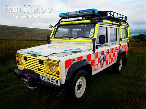 Rescue Car mountain rescue vehicles