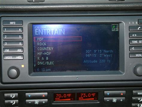 Bmw Sirius Satellite Radio Bimmernav Bmw Upgrades