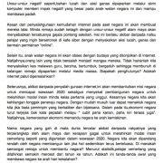 format artikel pendek contoh karangan fakta pt3 terbaik bahasa melayu