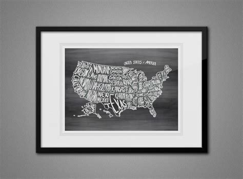 printable wall art free free printable wall art map of usa the graffical muse