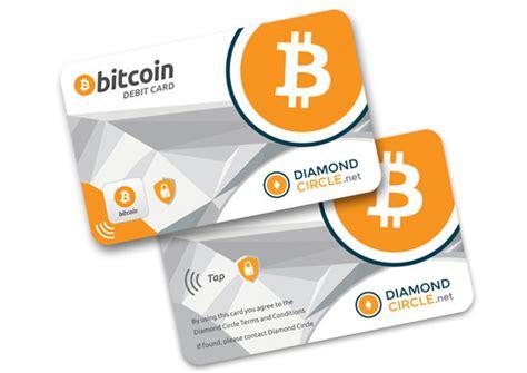 bitcoin debit card atm maker diamond circle to launch bitcoin debit card