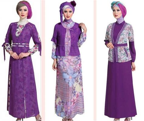 model baju kebaya muslim 2015 2015 model baju kebaya muslim modern hairstyle gallery