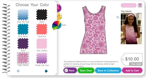 Fashion Design Your Own Clothes | design your own clothes for girls 10 off