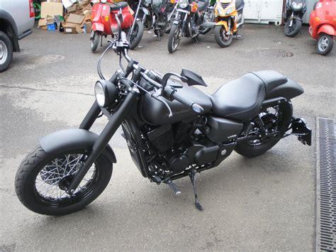 Honda Motorrad 750 Spirit by Umgebautes Motorrad Honda Vt 750 Dc Black Spirit Berni
