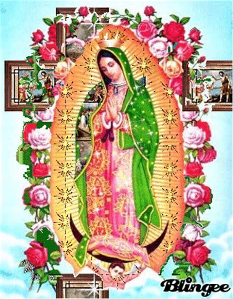 imagenes de la virgen de guadalupe y san juditas mi madrecita de guadalupe fotograf 237 a 129397192 blingee com