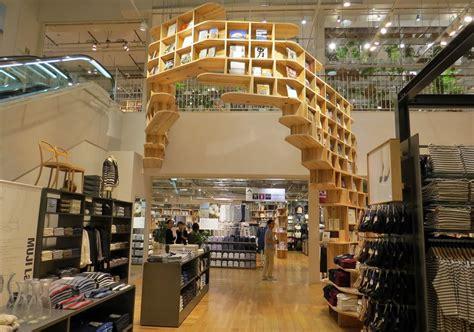 muji store this is what the new muji yurakucho looks like original