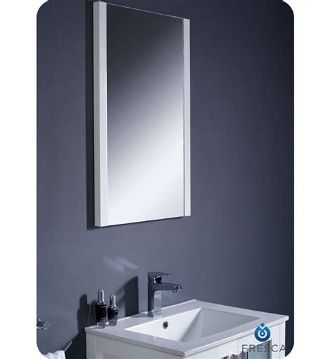 Modern Bathroom Vanity Mirror Fresca Torino 24 Quot Espresso Modern Bathroom Vanity With