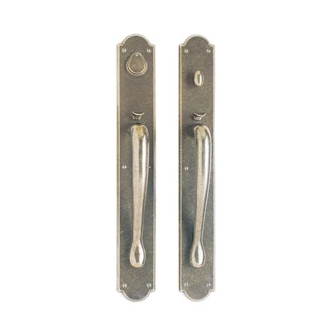 Exterior Door Hardware Sets by Arched Entry Set 3 1 2 Quot X 26 Quot Entry Thumblatch Mortise