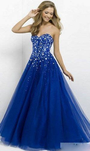 blue prom dress abendkleid ballkleid festkleid