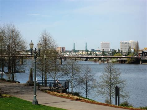 In Portland portland and other places in oregon on