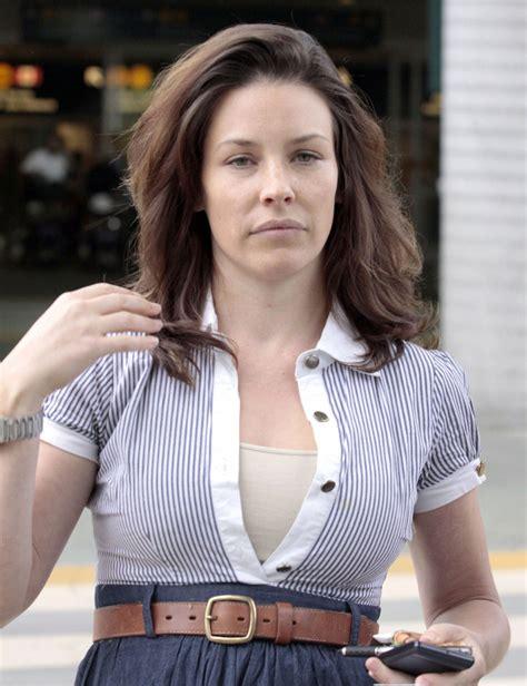 Evangeline Lilly Tries To Look Angry by Evangeline Lilly Photos Photos Evangeline Lilly And