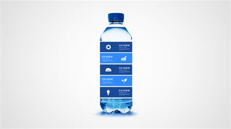 water bottle prezi template prezibase