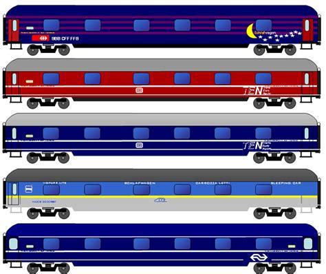 carrozze letto file vagoni letto gif