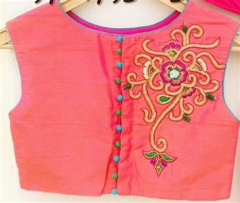 boat neck with front open 80 latest designer boat neck blouse designs collection 2019