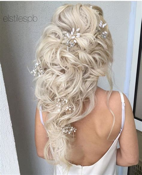 bridal hairstyles extensions clip in hair extensions 20 quot 160 g 60 ash blonde light