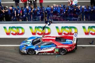 Ford Wins Le Mans Ford Wins Le Mans