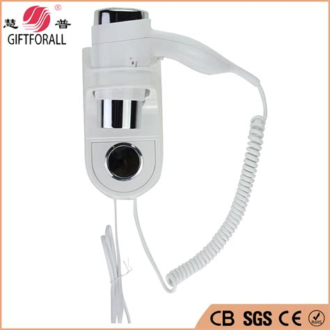 Hair Dryer With Cold giftforall wall mounted hotel hair dryer with electric