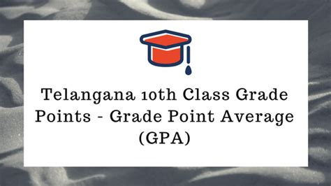 Mba Grade Point Average by How To Convert A Gpa Into A Percentage For Telangana State