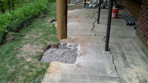 rockford mi proven concrete leveling foundation repair