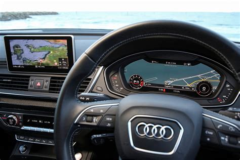 audi dashboard 2017 100 audi dashboard 2017 2017 audi sq5 review